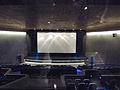 Vista de una sala de la Cineteca Nacional desde la sala de proyección.JPG