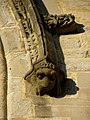 Vitré (35) Église Notre-Dame Façade sud Transept 04.JPG