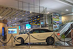 Volvo Car at Gothenburg Airport, Sweden (23364141644).jpg