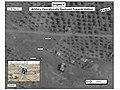 Vue satellite au 08 février 2012 -- Graphic 4 de 9 - Artillerie opérationnelle déployée en vue de Halbun.jpg