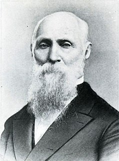 William W. Chapman American politician