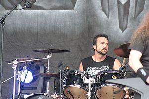 Jon Dette - Image: W0848 Hellfest 2013 Heaven Joe Turturo 67054