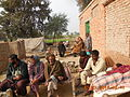WASH & Disaster Risk Reduction Assessment Work Jhang- Rasheed pur.JPG