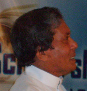 Speaker of the Parliament of Sri Lanka - W. J. M. Lokubandara