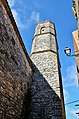 WLM14ES - Campanar de l'Església parroquial de Sant Martí de la Tallada, Sant Guim de Freixenet, Segarra - MARIA ROSA FERRE.jpg