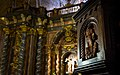WLM14ES - Púlpito y altar de la Catedral de Santa María de Sigüenza (Guadalajara) - Santi R. Muela.jpg