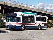 Οικολογικό λεωφορείο, στην πολιτεία της Ουάσιγκτον