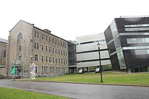 Collège Gérald-Godin - Image: WTMTL T38 IMG 8618