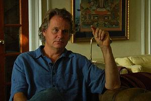 Wade Davis (anthropologist) - Davis at home in 2008