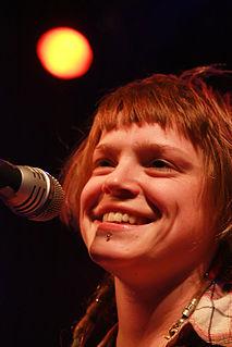 Wallis Bird Irish musician