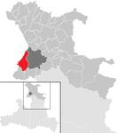 Wals-Siezenheim in the district SL.png
