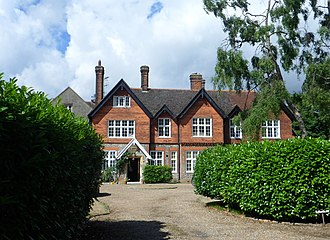 Walton-on-the-Hill - Image: Walton Manor, Chequers Lane, Walton on the Hill