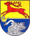 Coat of arms of Bāddoberāna