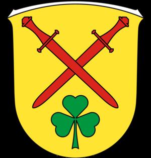 Langgöns - Image: Wappen Langgöns