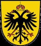 Das Wappen von Ruhland