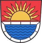 Coat of arms of the community of Sonneborn (Thuringia)