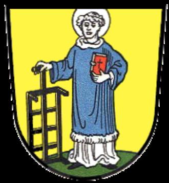 Leutesdorf - Image: Wappen von Leutesdorf