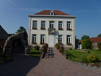 Warlaing - The town hall
