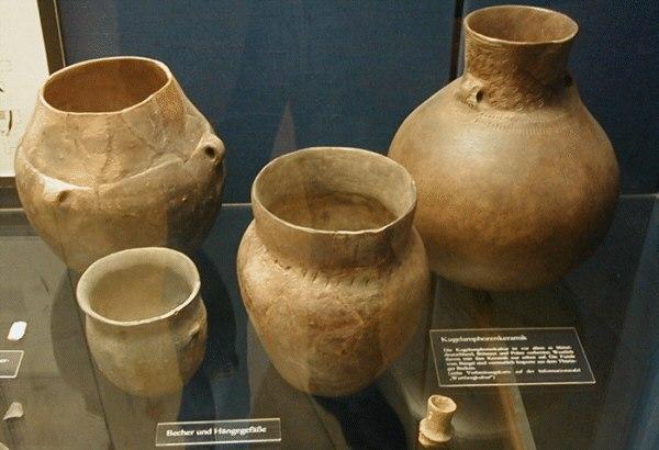 Wartberg pottery