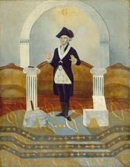 Washington, the Mason