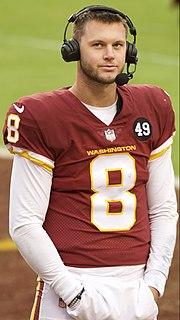 Kyle Allen American football quarterback