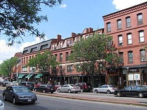 Brookline Village - Washington Street