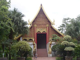 Wat Phra Kaew, Chiang Rai Buddhist temple in Chiang Rai, Thailand