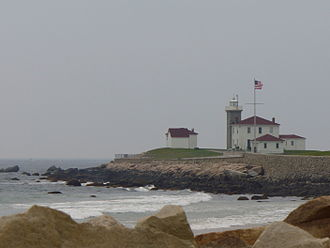 Watch Hill, Rhode Island - Watch Hill Lighthouse