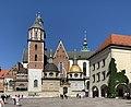 Wawel Cathedral, Kraków, Poland, Sept 2019, 10.jpg