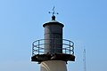 Weather vane on lighthouse in Knokke-Heist.jpg
