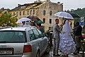 Wedding photos, Vilnius, Lithuania, 13 Sept. 2008 (2858478114).jpg