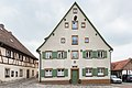 Weißenburg in Bayern, Bortenmachergasse 20 20170824 001.jpg