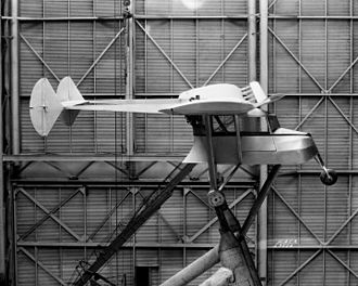 ERCO Ercoupe - Fred Weick designed the W-1 with tricycle landing gear. It is shown in March 1934.