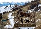 Cripple Creek -  Bennett Ave & 3rd St - Kolorado (