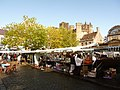 Wells, the market in full swing - geograph.org.uk - 1555844.jpg
