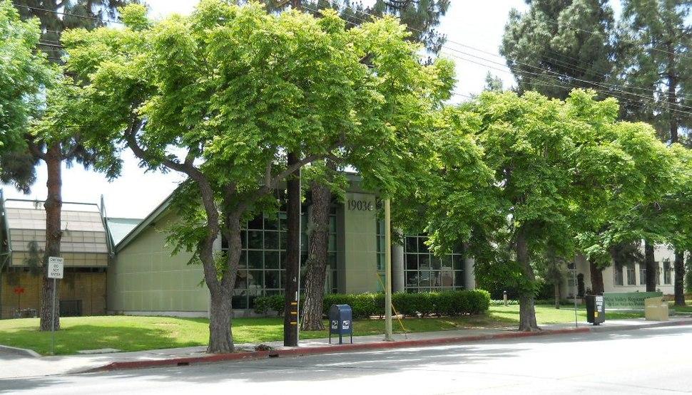 West Valley Regional Branch Library, Reseda, CA