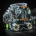 Weston-super-Mare carnival 2016 - Ramblers CC - Scrapped cart.JPG