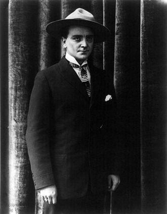 Wheeler Oakman - Oakman in The Spoilers (1914)