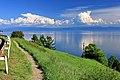 Widok z Listwianki na jezioro Bajkał 16.JPG