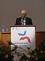 Wikimania 2008 - Closing Ceremony - Ismail Serageldin - 6.jpg