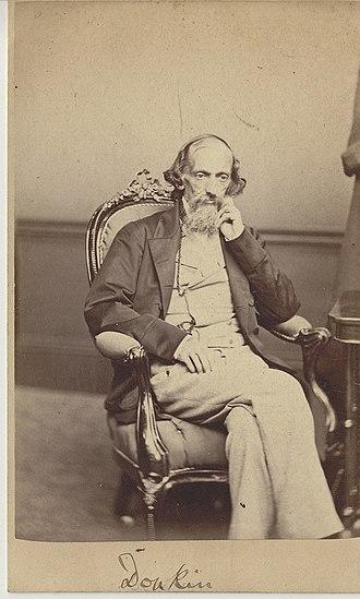 William Fishburn Donkin - Image: William Donkin