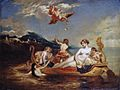 William Etty -The Coral Finder Venus and her Youthful Satellites.jpg