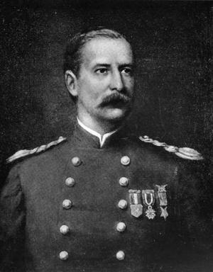 William Franklin Draper (politician) - William F. Draper at the end of the American Civil War.
