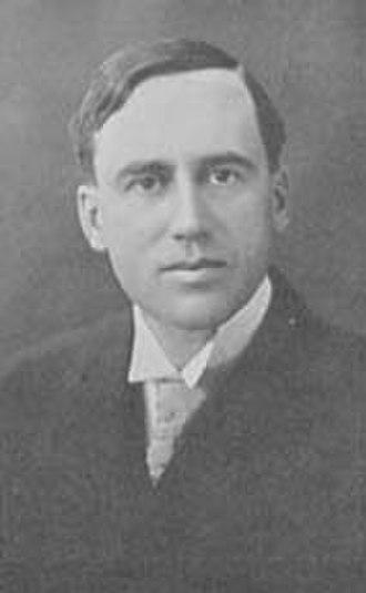 Saskatchewan general election, 1917 - Image: William Melville Martin
