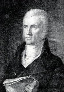 William Richardson Davie American Revolutionary War soldier, governor of North Carolina