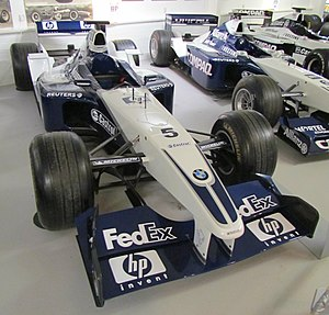 Williams FW24.