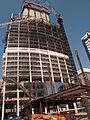Wilshire Grand construction May 2015 2.jpg