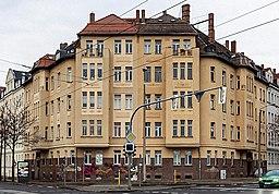 Wittenberger Straße in Leipzig