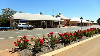 Wickepin, Western Australia Town in Western Australia