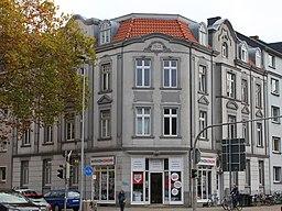 Wolbecker Straße in Münster